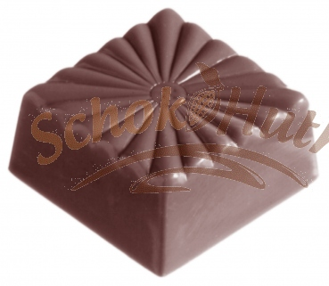 "Pralinenform ""French Carree"" 10g"